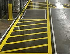 Industrial Painting - Safety Markings Safety Lines