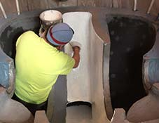 Industrial Painting Certifications and Specialty Projects